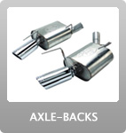 Mustang Axle-backs