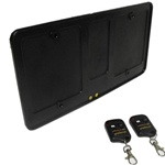 Altec Remote Control  Retractable License Plate Holder -400EU